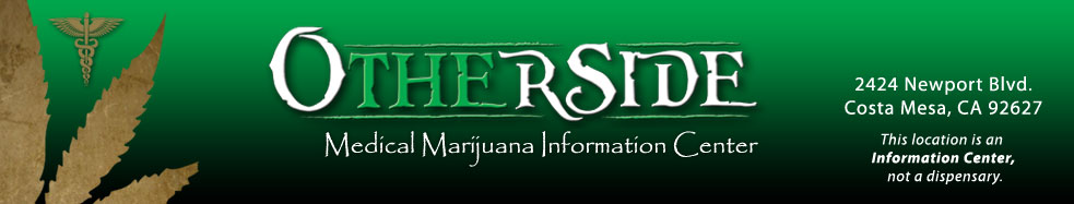 OTHERSIDE FARMS - Medical Marijuana Information Center - This location is not a dispensary