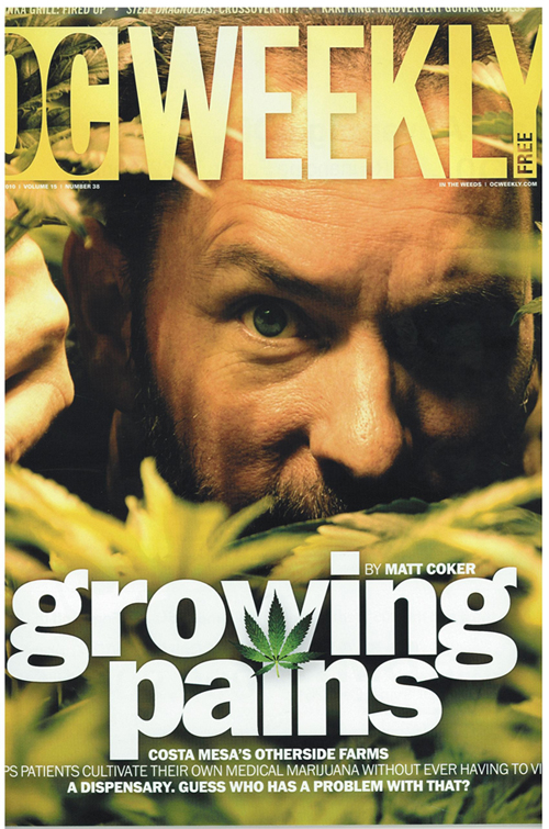 OC Weekly front cover sm Growing Pains at Otherside Farm   OTHERSIDE FARMS in OC Weekly