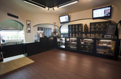 Dispensary, Information Center, and Business Consultations