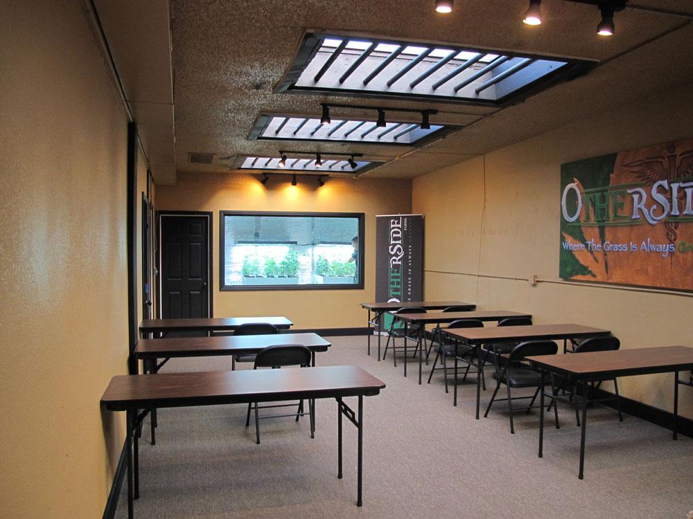 Marijuana Grow School