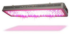 Advanced Platinum Series P600 600w 12-band LED Grow Light – DUAL VEG/FLOWER FULL SPECTRUM