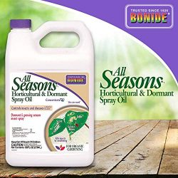 Bonide (BND212) – All Seasons Horticultural and Dormant Spray Oil, Insecticide Concentrate (1 gal.)